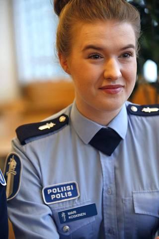 Poliisiopiskelijoita harjoittelijoiksi maakuntiin