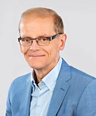 Unitutkija Mikael Sallinen.