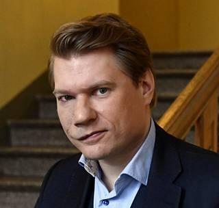 Helsingin yliopiston tutkija Timo Miettinen.