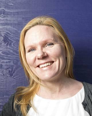 Lapsiasiavaltuutettu Elina Pekkarinen