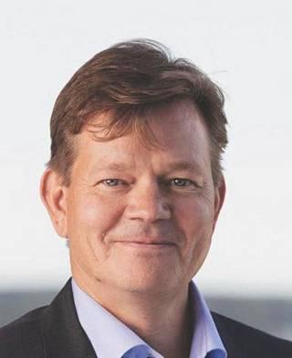 Aspocompin toimitusjohtaja Mikko Montonen.