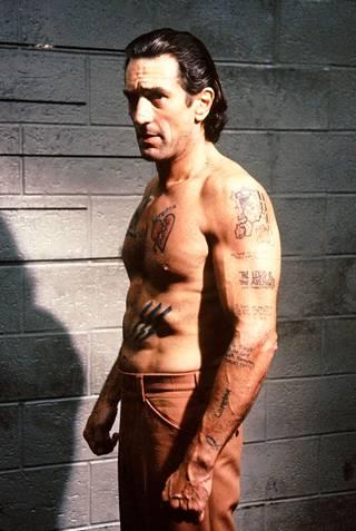 Robert de Niro on pääosassa Martin Scorsesen ohjaamassa Cape Fear -elokuvassa.