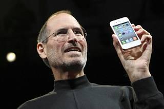 Applen toimitusjohtaja Steve Jobs kesäkuussa 2010.