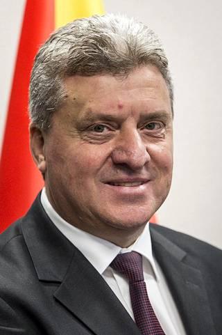 Pohjois-Makedonian presidentti Gjorge Ivanov haluaa edelleen olla Makedonian tasavallan presidentti.