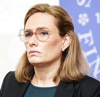 Suomen Pankin ennustepäällikkö Meri Obstbaum