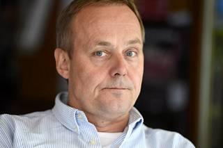 Fisher King Production -tuotantoyhtiön tuottaja Matti Halonen.