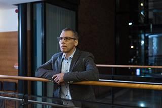 Aalto-yliopiston taloustieteen professori Otto Toivanen
