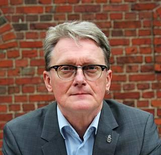 Frank Johansson on Amnesty Internationalin Suomen osaston toiminnanjohtaja.
