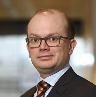 EK:n pääekonomisti Penna Urrila.
