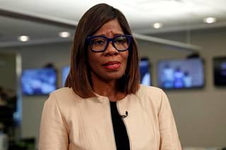 Yhdysvaltojen lääkäreiden ammattijärjestön pääjohtaja Patrice Harris.