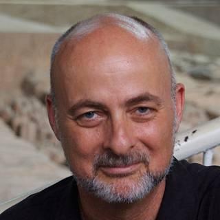 Kirjailija David Brin puhui torstaina Yhdysvaltain tiedeviikolla.