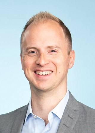 Valtion pääomasijoitusyhtiö Tesin rahastosijoituksista vastaava johtaja Matias Kaila.