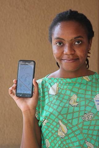 Immaculata Mwanja uskoo, että avoin data voi olla avain köyhien maiden kehittymiseen.