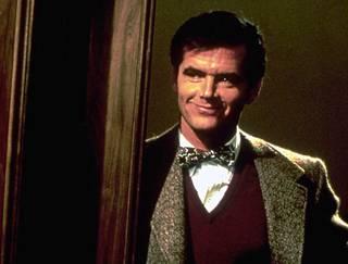 Jack Nicholson on naisia esineellistävä Jonathan.