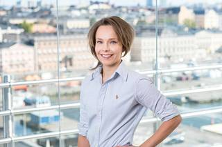EK:n verojohtaja Anita Isomaa