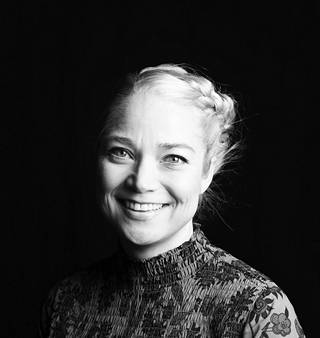 HS 20170116 Pippa Laukka, kolumnikuva. Kuva: Sami Kero / HS