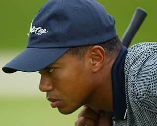 Tiger Woods on moninkertainen golfin major-voittaja.