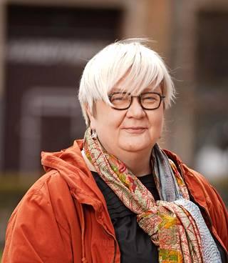 Ruokakulttuuritutkija Johanna Mäkelä