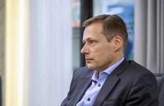 Neovan toimitusjohtaja Vesa Tempakka.