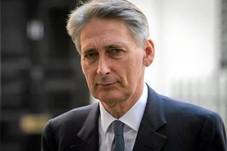 Britannian ulkoministeri Philip Hammond
