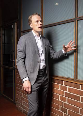 Petri Heikkilä.