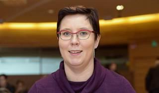 Merja Kyllönen (vas)