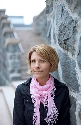 Kasvatustieteen tohtori Laura Repo.