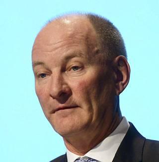 Cargotecin toimitusjohtaja Mika Vehviläinen.