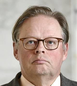 Kansanedustaja Juhana Vartiainen (kok)