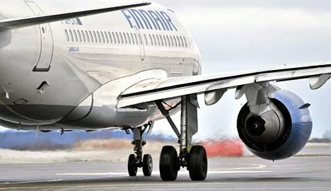 Finnair on palkkaamassa työvoimaa Yhdysvalloista New Yorkin reitille.