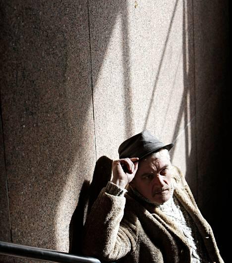 Paitsi näyttelijä ja kirjailija, Ville Virtanen on entinen maajoukkuetason esteratsastaja.