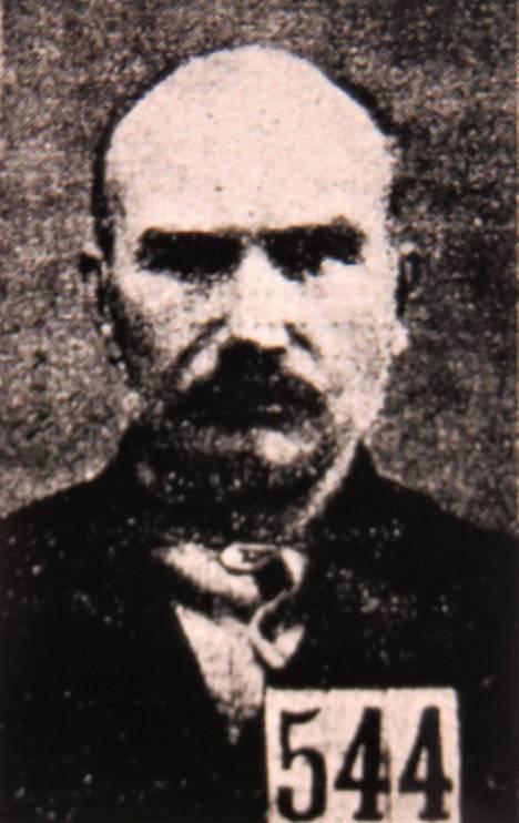 Johan Arvid Bäckman