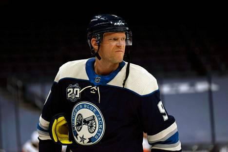 Mikko Koivun viimeiseksi seuraksi NHL:ssä jäi Columbus Bluejackets.