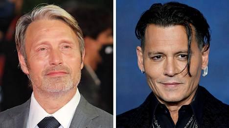 Mads Mikkelsen korvaa Johnny Deppin Ihmeotukset-elokuvasarjassa. Depp joutui jättämään elokuvasarjan aiemmin tässä kuussa sen jälkeen kun hän oli hävinnyt oikeustaistelunsa The Sun -lehteä vastaan.