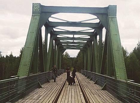 Porin ja Haapamäen välisestä junaradasta on tullut nähtävyys.
