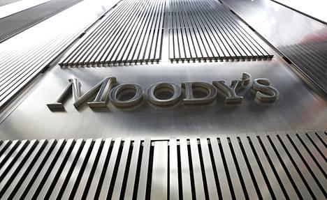 Moody´s -luottoluokitusyhtiön pääkonttori sijaitsee World Trade Center 7-rakennuksessa New Yorkissa.