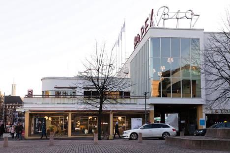 Kiinteistöosakeyhtiö Helsingin Lasipalatsi ei peri liiketiloistaan lainkaan vuokraa huhtikuussa.