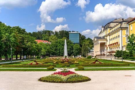 Rogaška Slatina on ainutlaatuisesta Donat Mg -mineraalilähteestään tunnettu hyvinvointikohde.