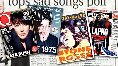 Q-lehti lopettaa ilmestymisensä 34 vuoden jälkeen. Suomessa brittiläisen popkirjoittamisen perinnettä edusti Rumba, jonka printtijulkaisu myös lopetettiin 2019.
