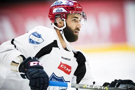 Kyle Quincey tuo jämäkkyyttä IFK:n takalinjoille.
