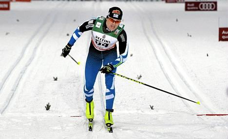 Sami Jauhojärvi ei osallistu hiihdon Tour de Ski -kiertueelle.