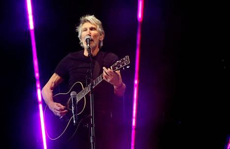 Muusikko Roger Waters on Israelia boikotoivan Boycott, Divestment and Sanction (BDS) -liikkeen aktiivinen äänitorvi.