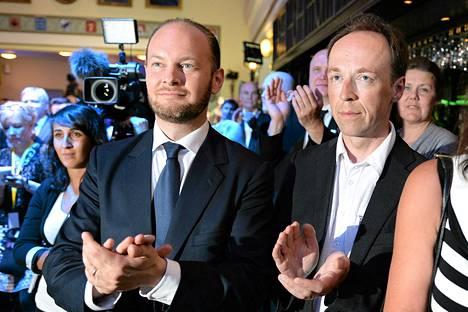 Perussuomalaisten Eurovaaliehdokkaat