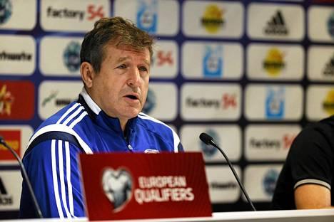 Bosnia-Hertsegovinan päävalmentajan Safet Susicin viimeinen ottelu päävalmentajana päättyi tappioon Israelille.