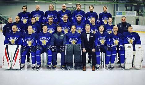 Italian Jääkiekkomaajoukkue