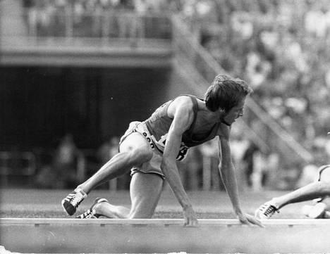 Lasse Virén kaatui Münchenin olympialaisten 10000 metrillä, mutta otti olympiakultaa ME-ajalla.