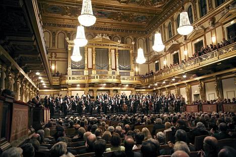Wienin Filharmonikot