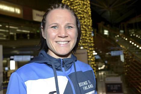 MIra Potkonen toi Suomelle mitalin Rion olympialaisista.