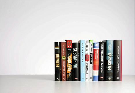 Dekkareita on nykyisin jokaisen kustantamon julkaisulistalla.