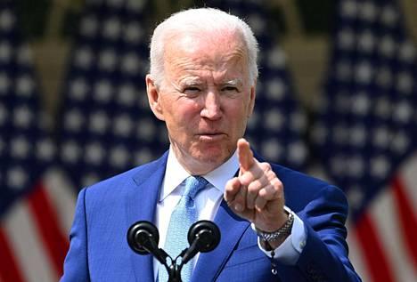 Yhdysvallat on voimistanut talouden elvytystä presidentti Joe Bidenin johdolla, mikä kiihdyttänee myös ajan mittaan inflaatiota.